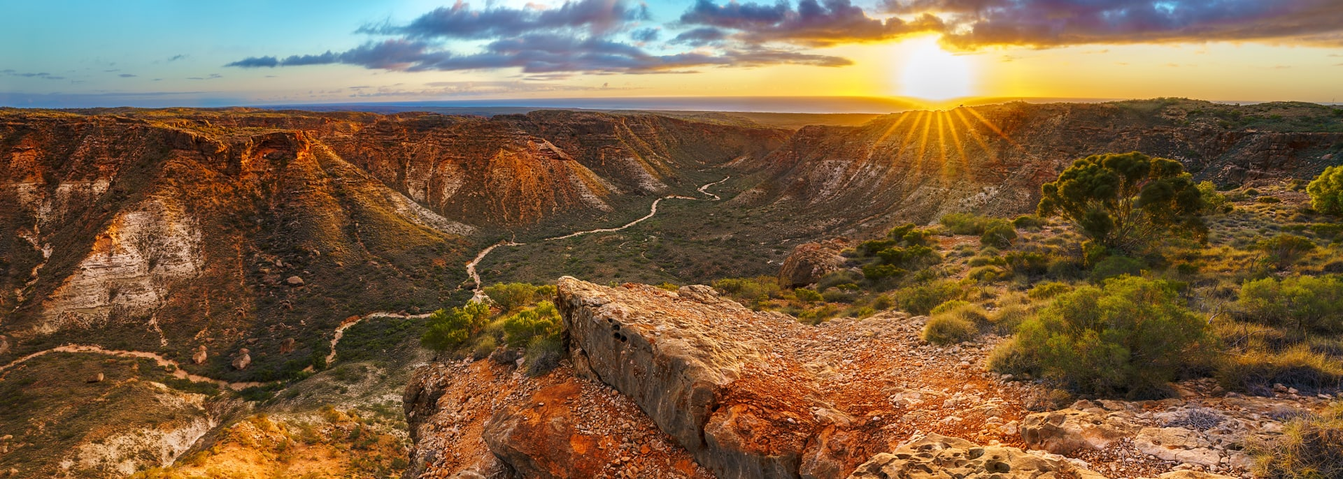 Charles Knife Canyon, Australia