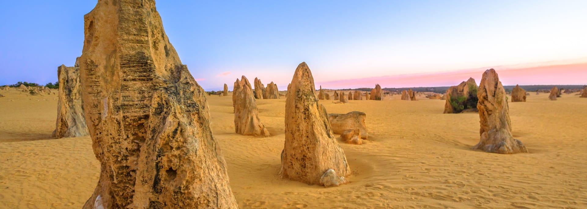 Pinnacles, Australien