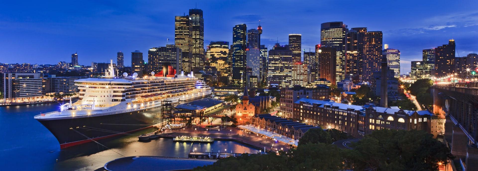 Schiffsreisen, Sydney, Australien