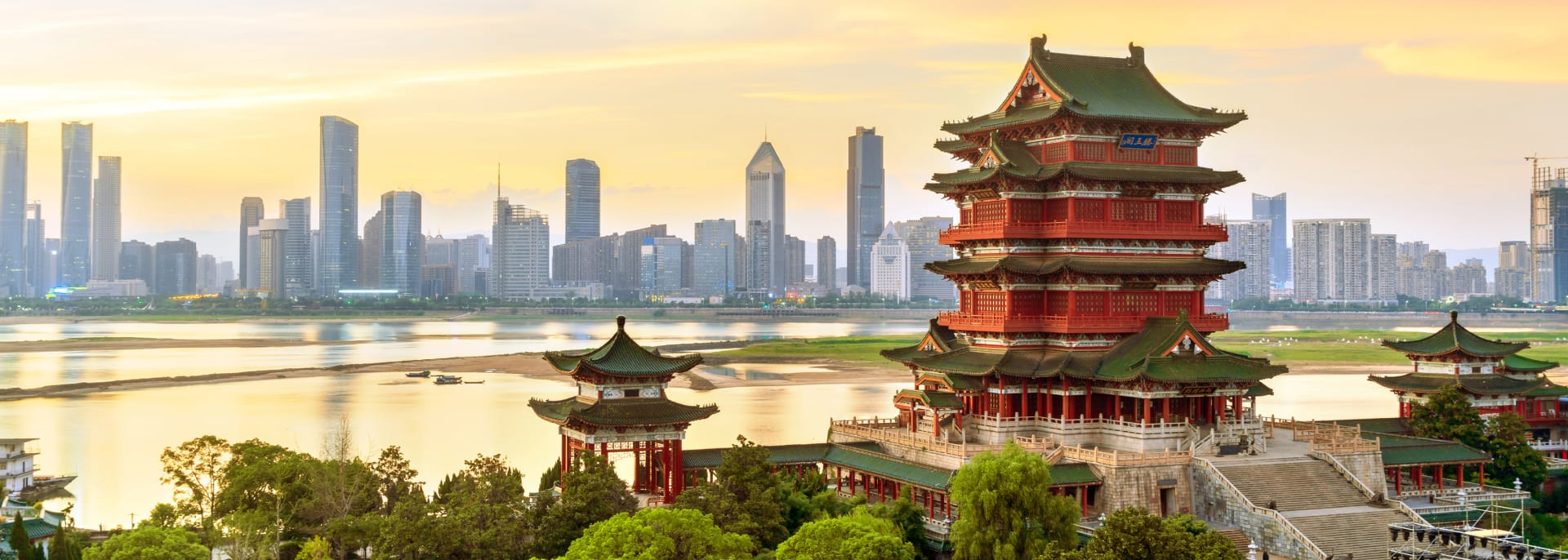 Tengwang Pavillon, China