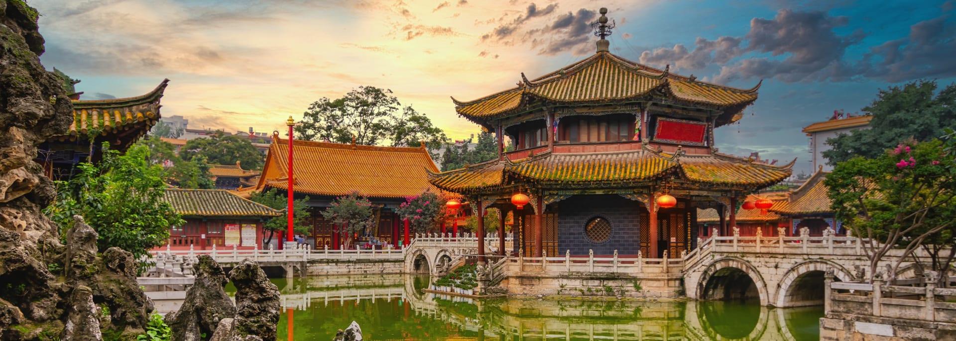 Yuantong, Kunming, China