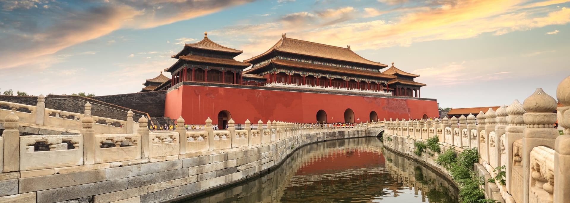 Verbotene Stadt, Peking, China