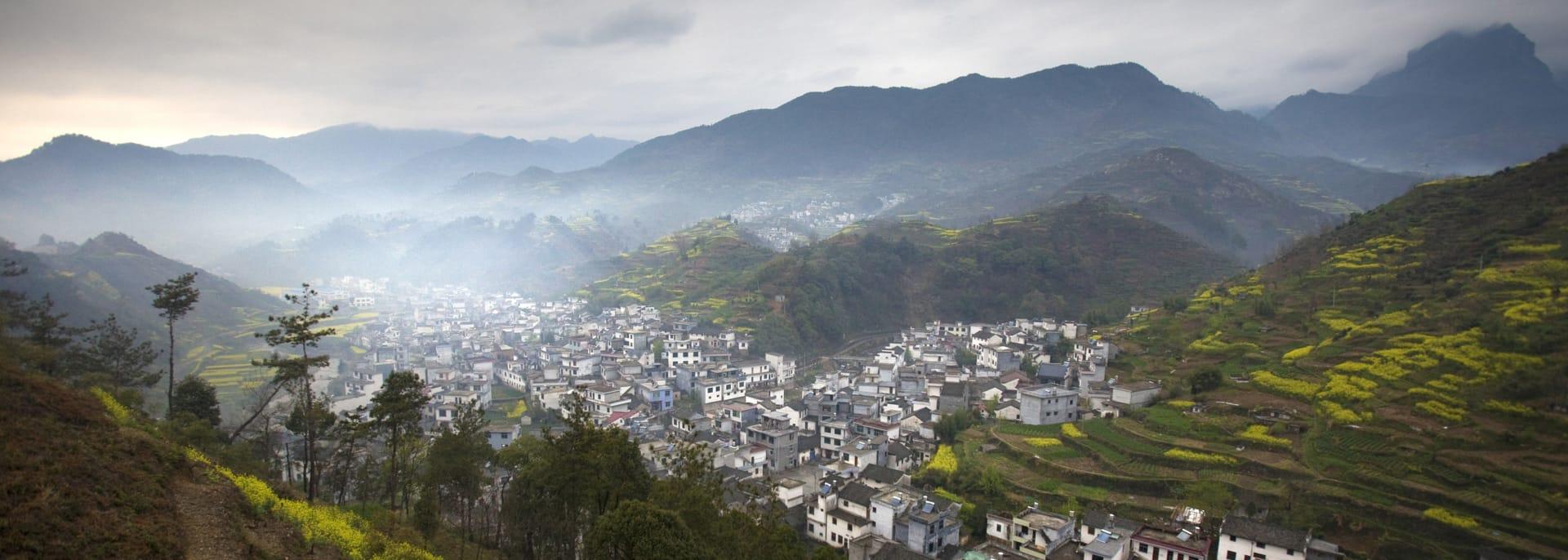Dorf, Tibet