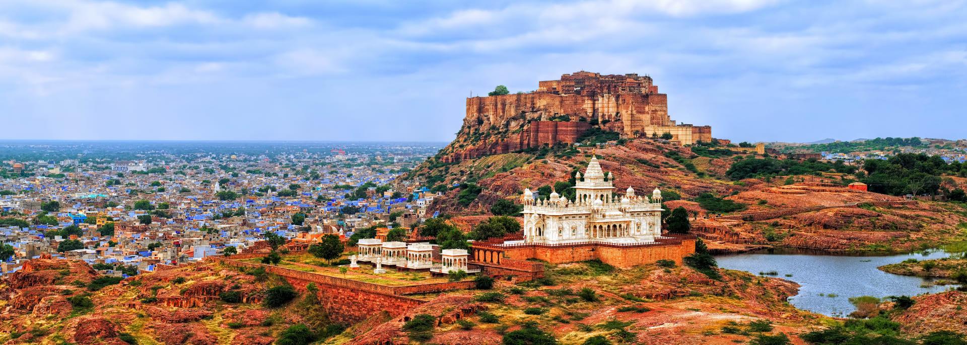 Jodhpur, Indien