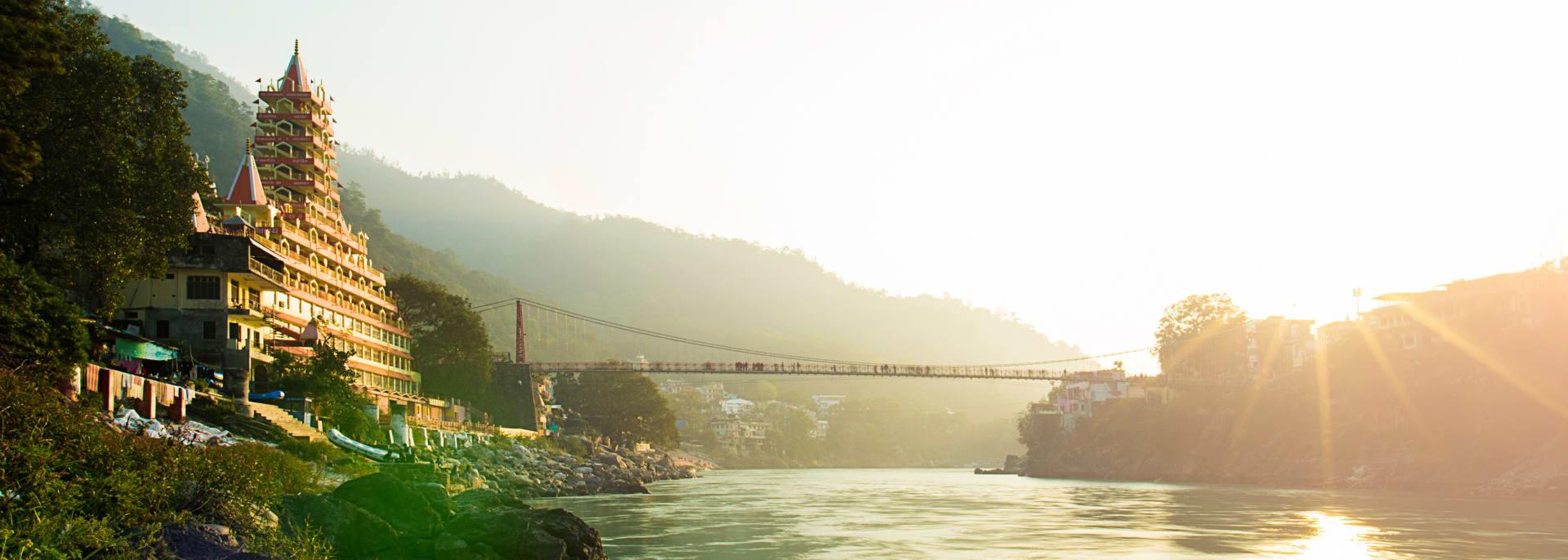 Rishikesh, Indien