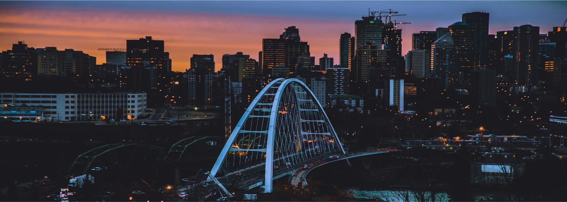 Skyline Edmonton
