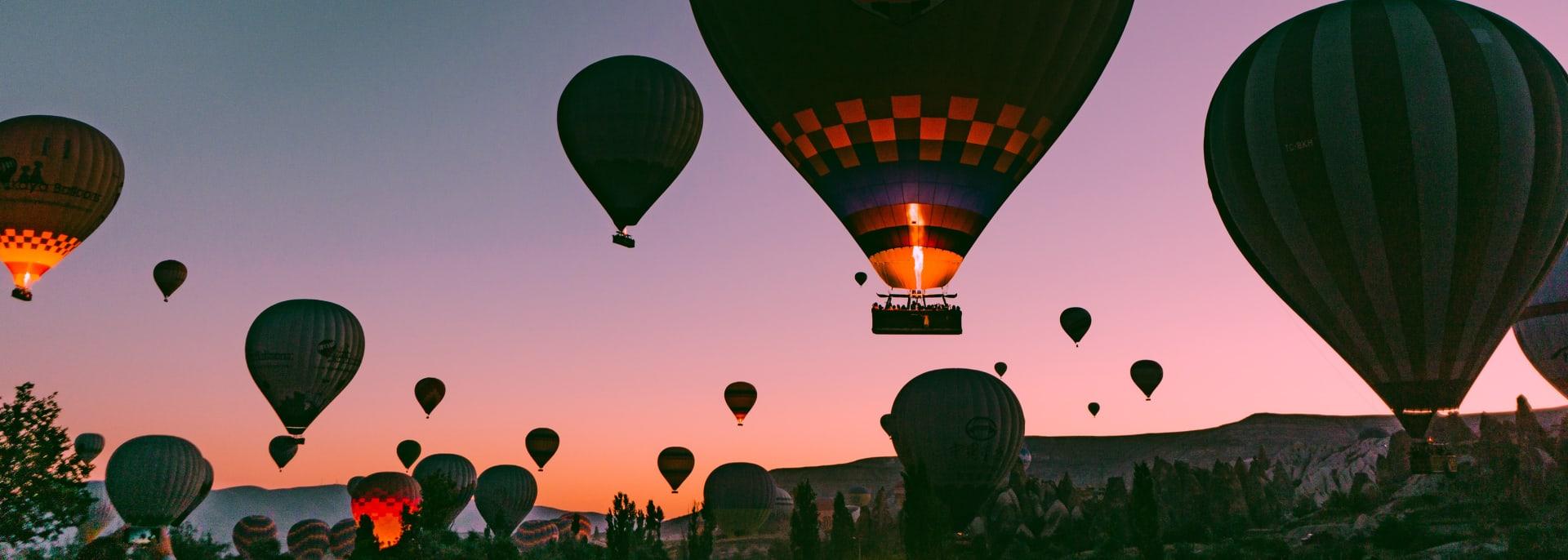 Ballon Festival, Türkei