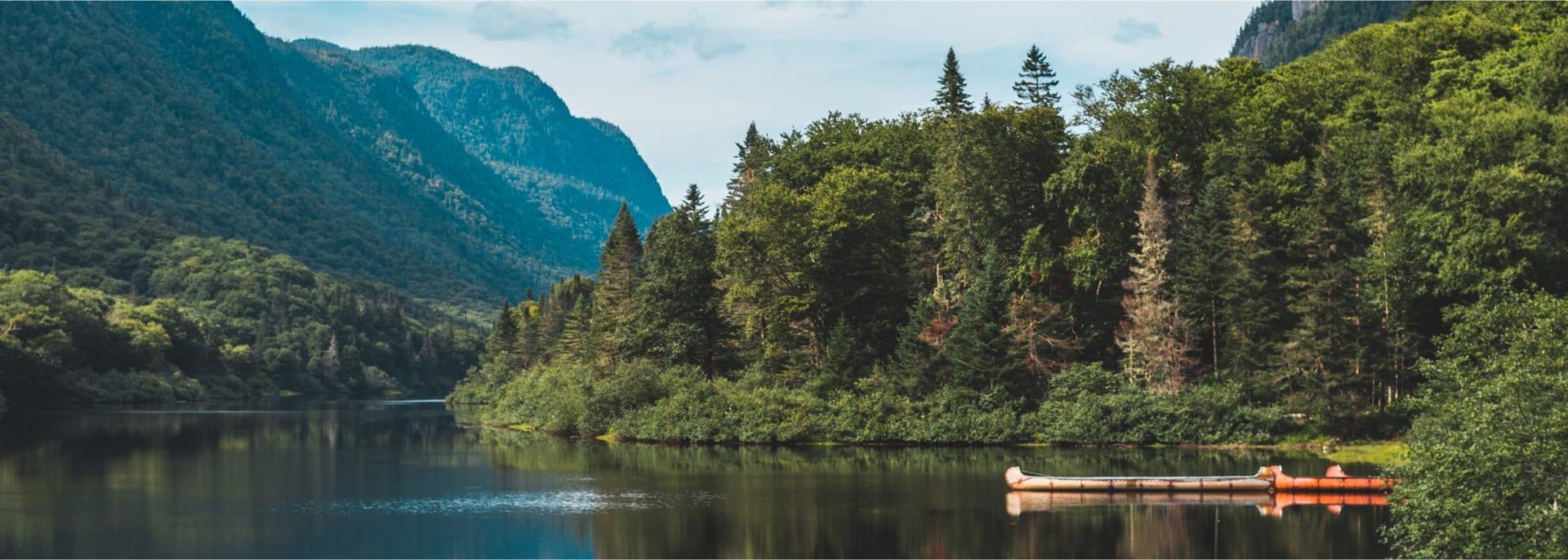 Jacques Cartier National Park, Quebec, Canada