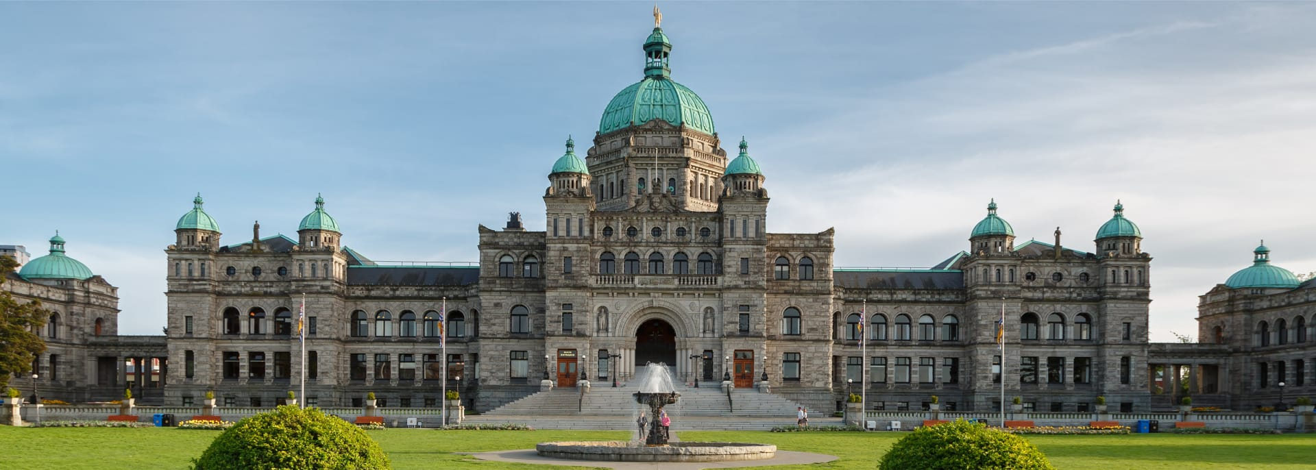 Government Building at Victoria Canada