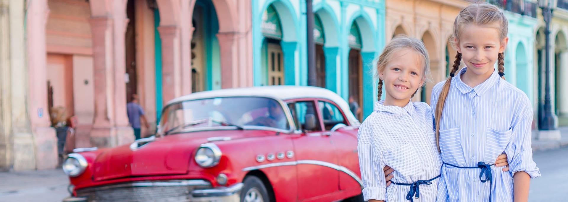 Reisen mit Kindern, Familienurlaub, Karibik