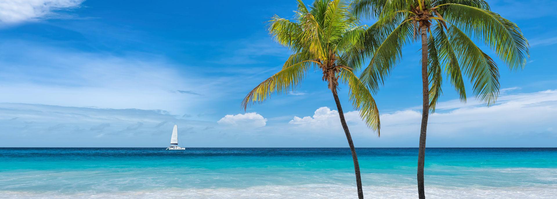 Segelkreuzfahrten, Karibik