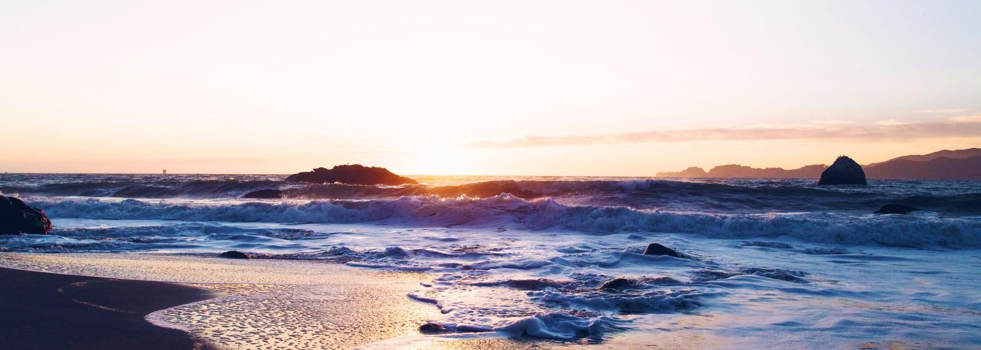Küste, Meer