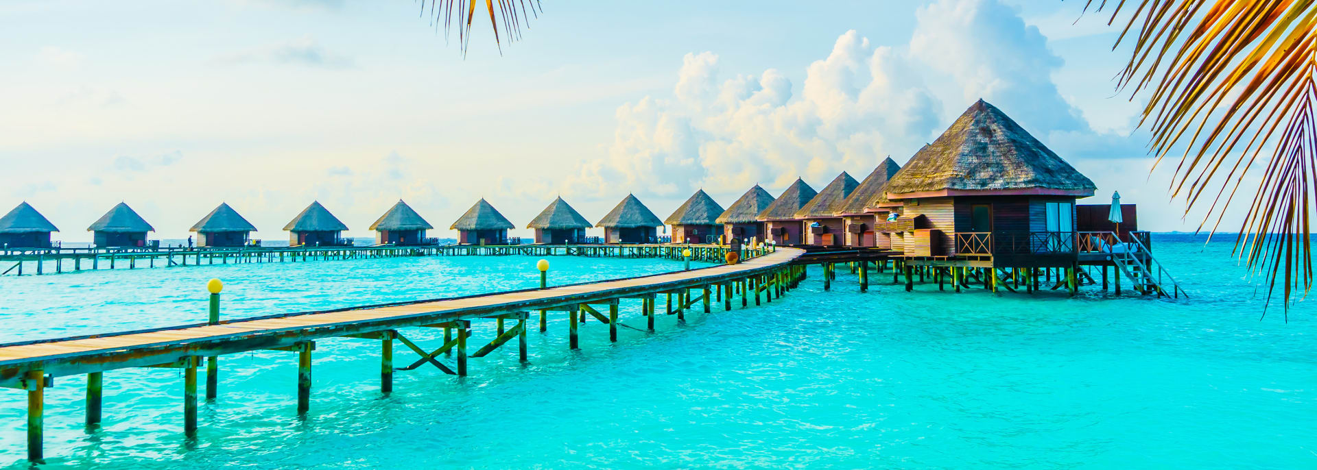 Luxus Resort, Malediven