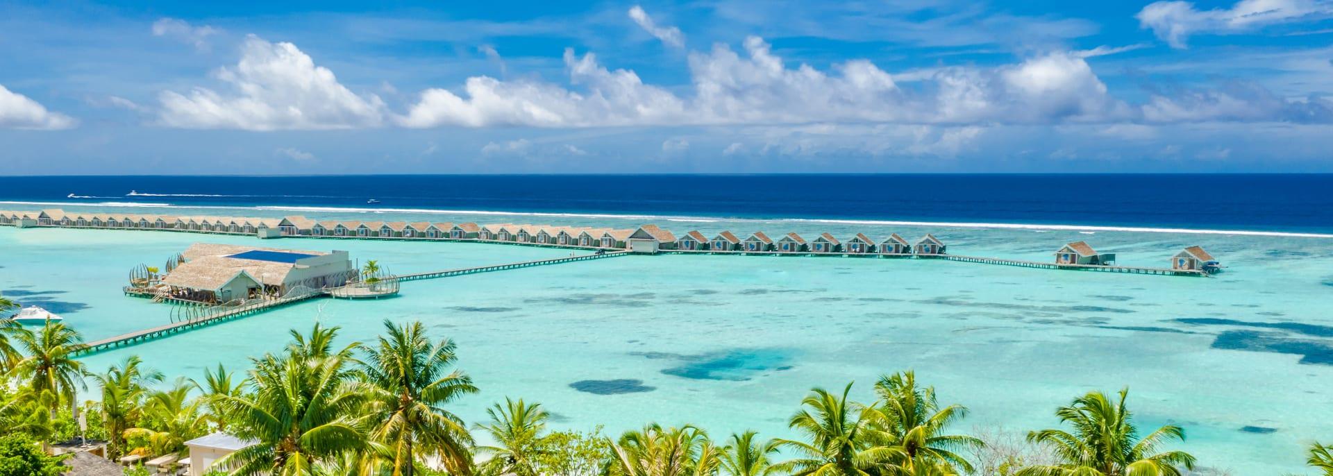 Ayada Maldives Resor, Malediven