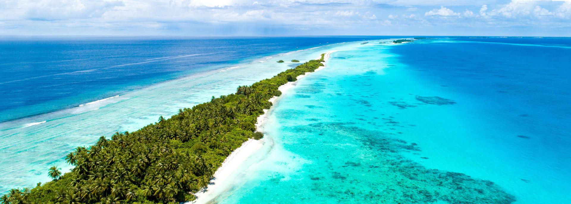 Atolle, Malediven