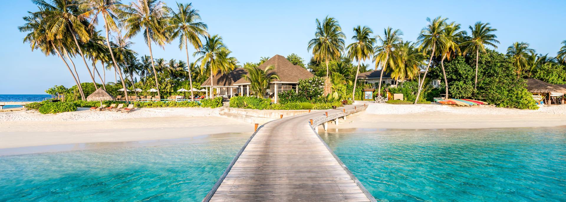 Sonnenstrand, Malediven