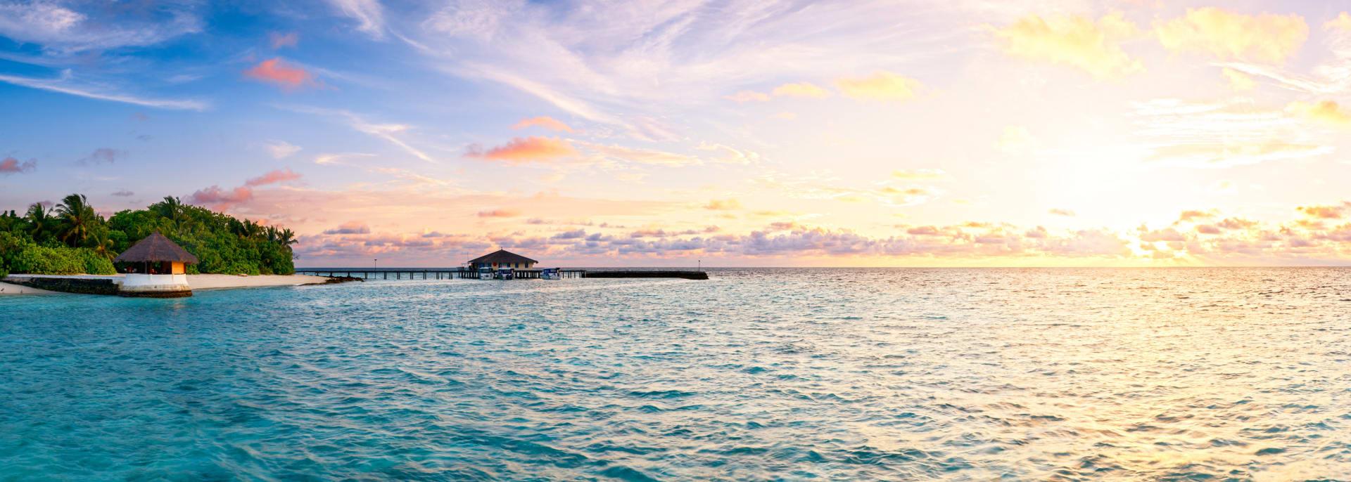Eriyadu Island Resort, Malediven