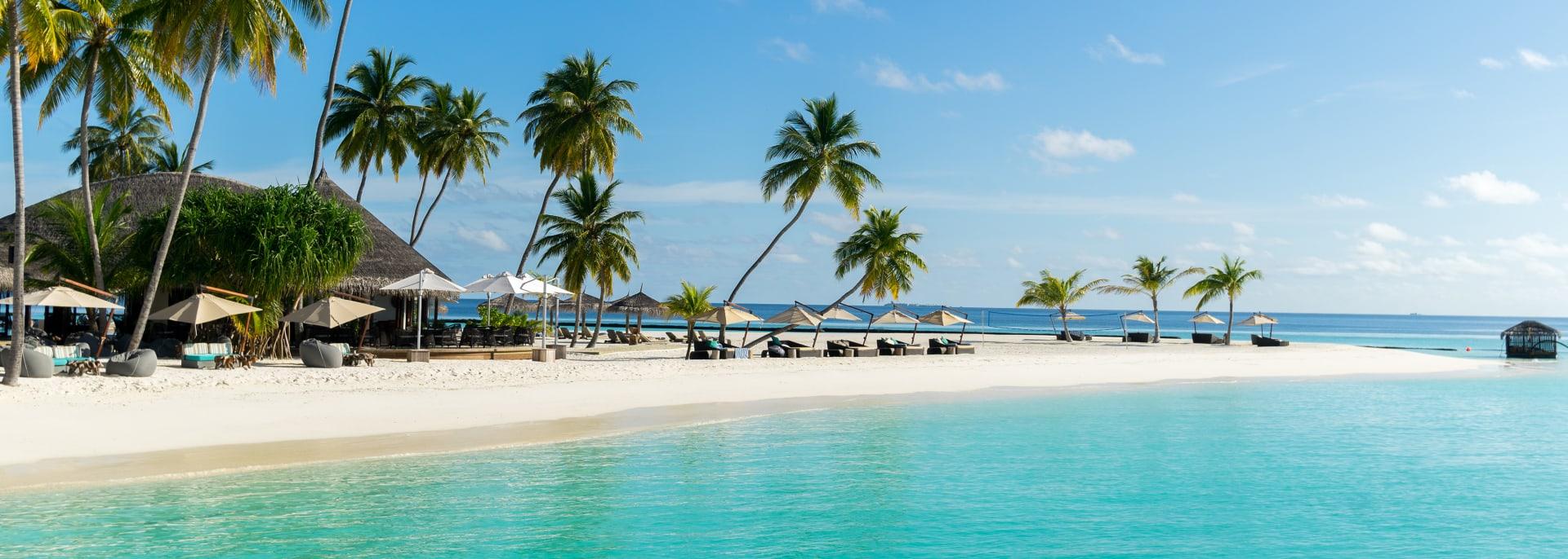 Nord nilandhe atoll, Malediven