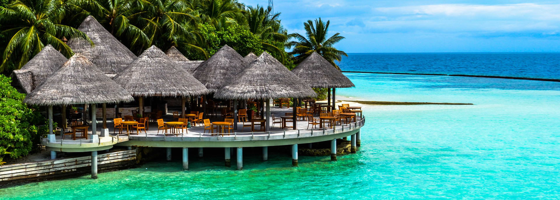 Kudafushi Resort & Spa, Malediven