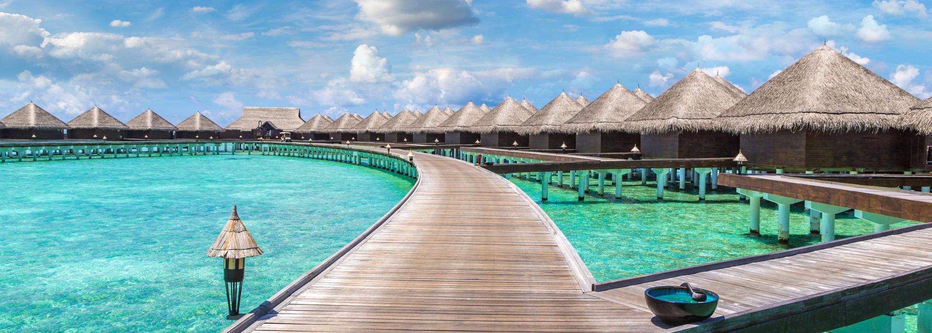 Atolle Süd Nilandhe, Malediven