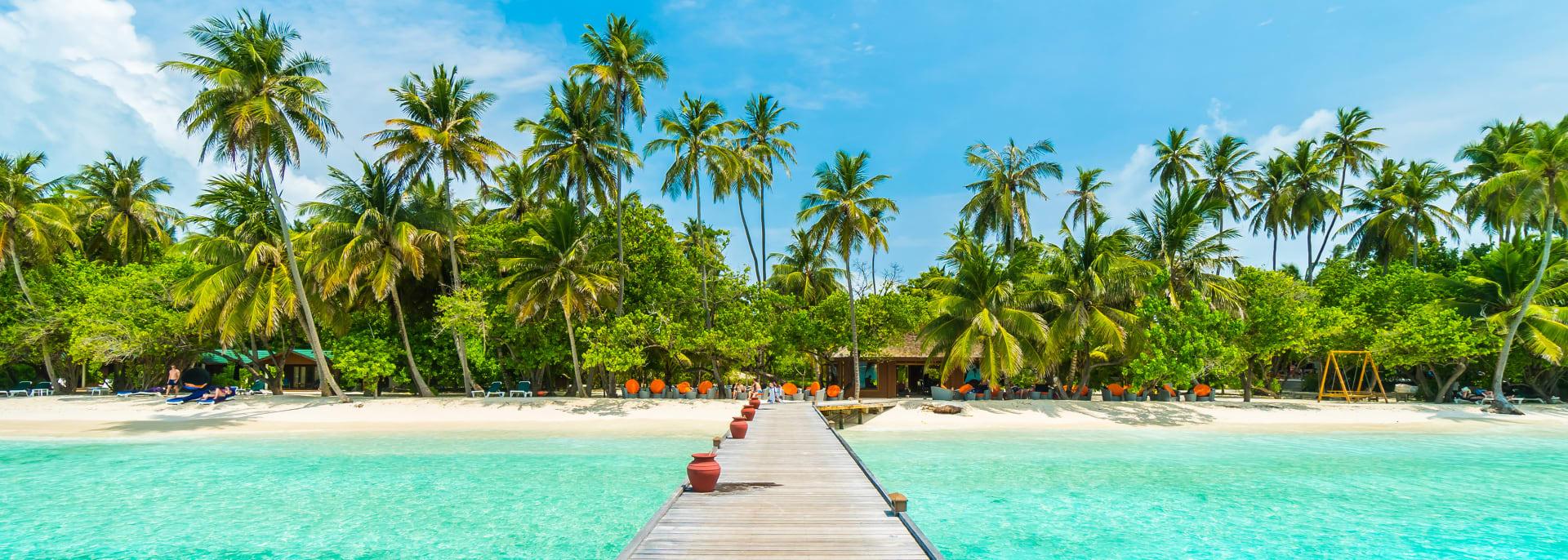 Thaa Atoll, Malediven