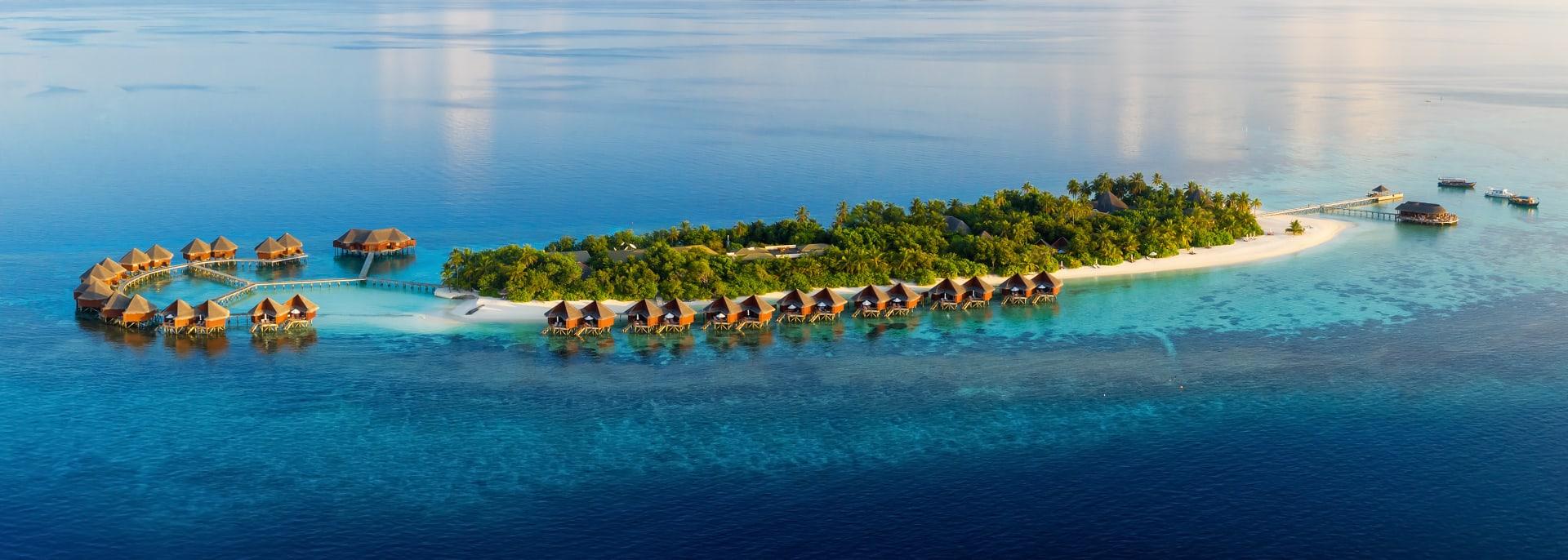 Insel, Malediven