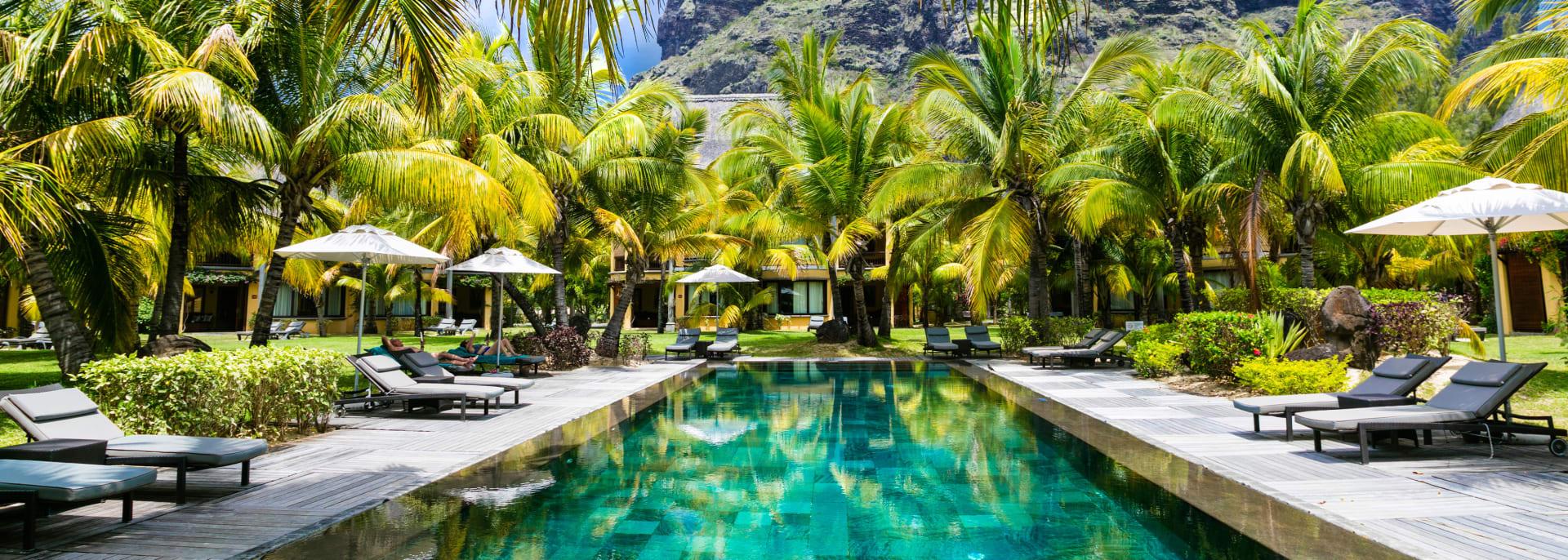 Spa Pool, Mauritius