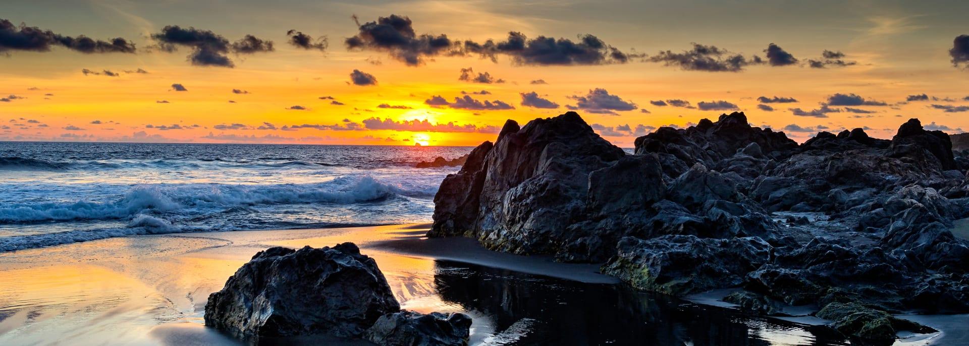 Strand, La Reunion