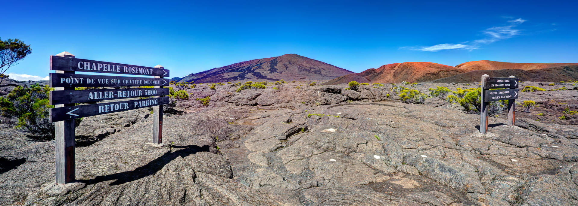 Piton de la Fournaise, La Reunion