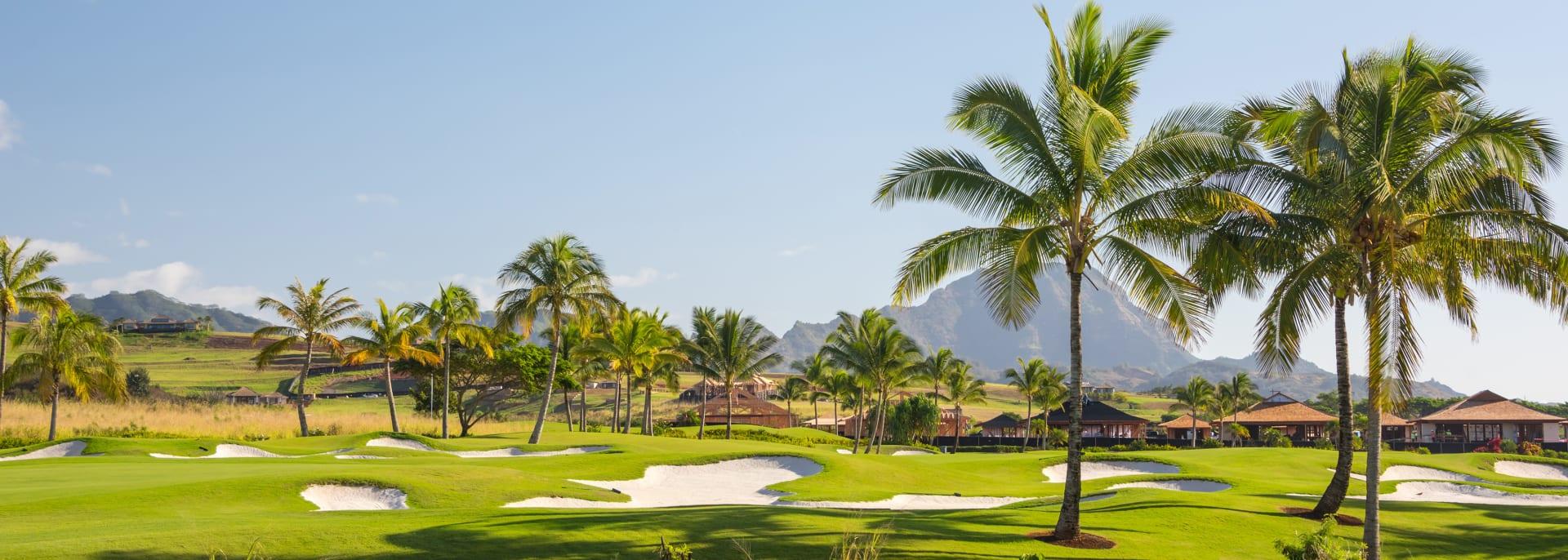 Golfreisen, Mauritius