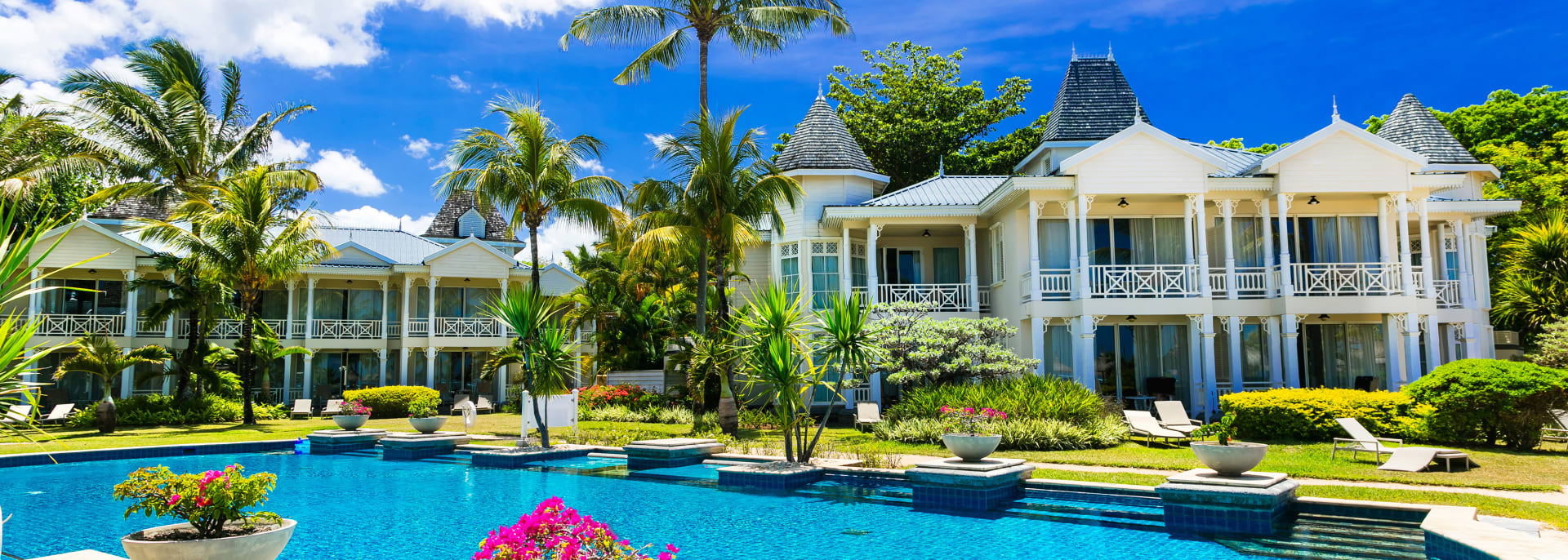 Luxusklasse, Mauritius