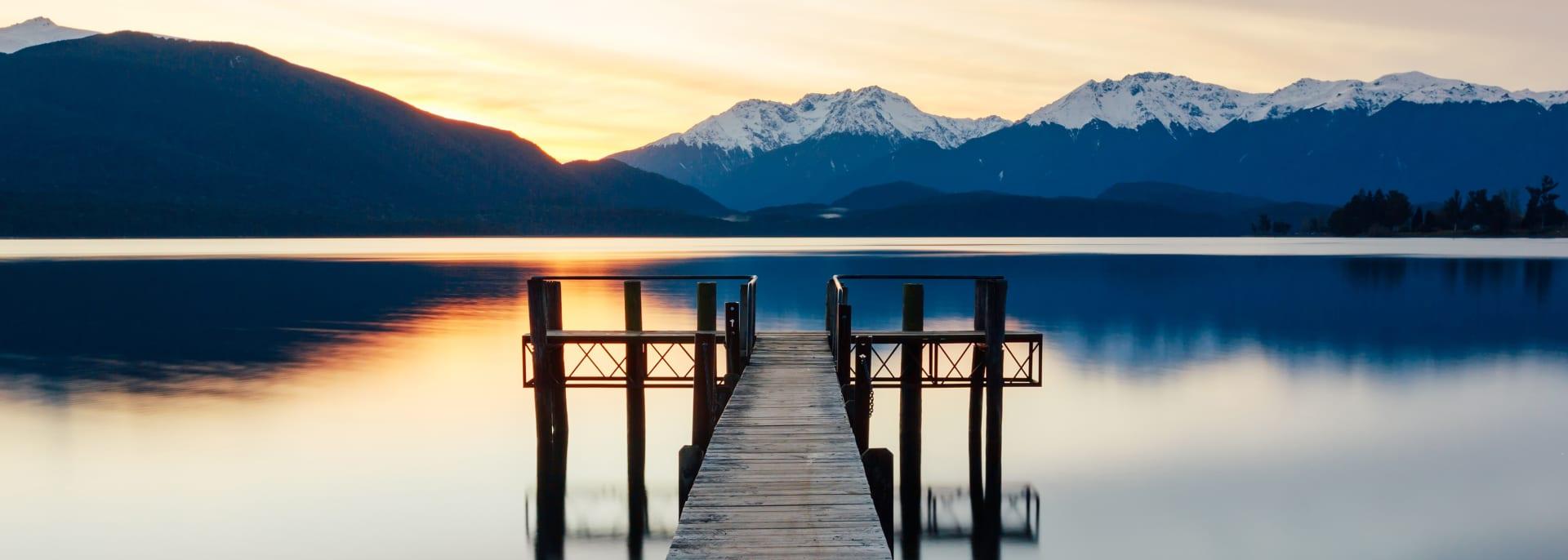 Te Anau, Neuseeland