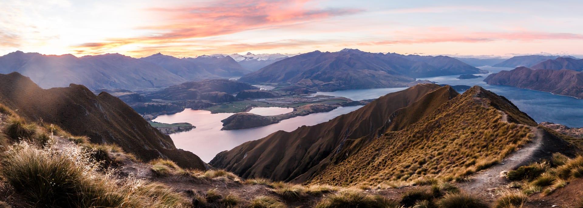 Alpen, Wandern, Neuseeland
