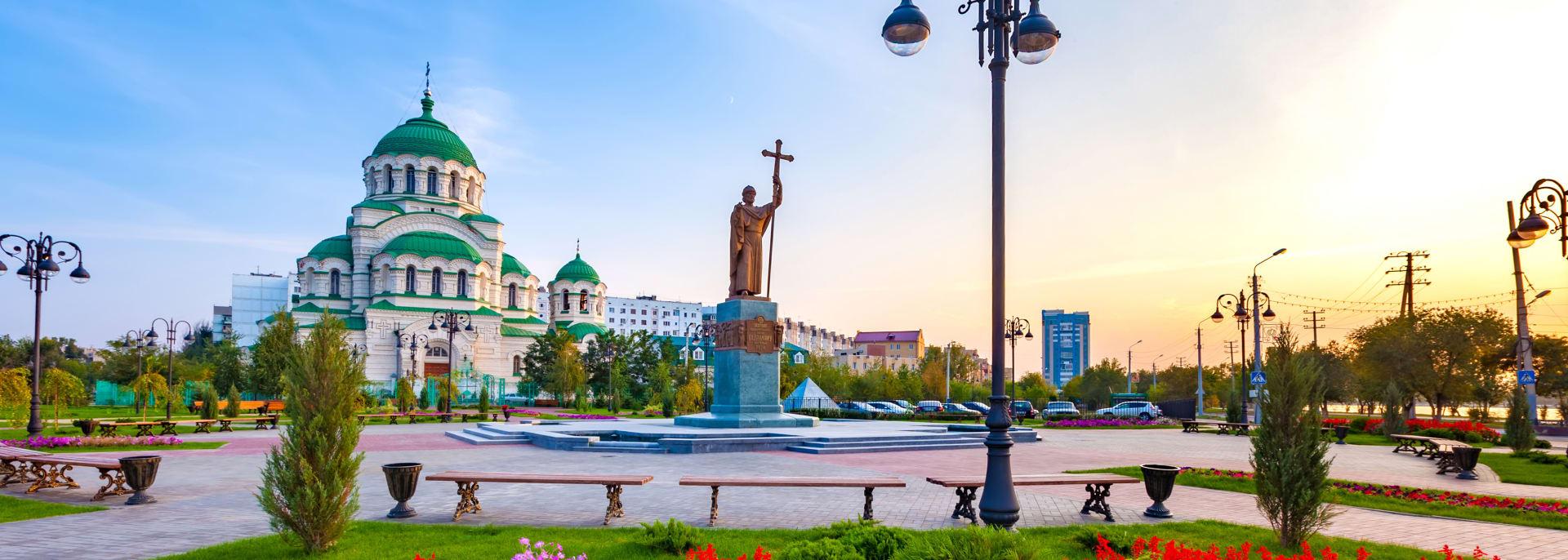 Saint Vladimir, Astrakhan, Russland