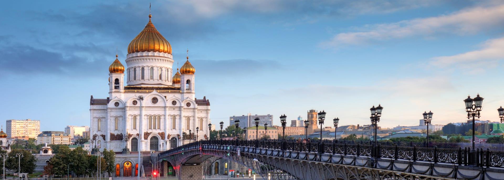 Kathedrale Christi der Erlöser, Moskau, Russland