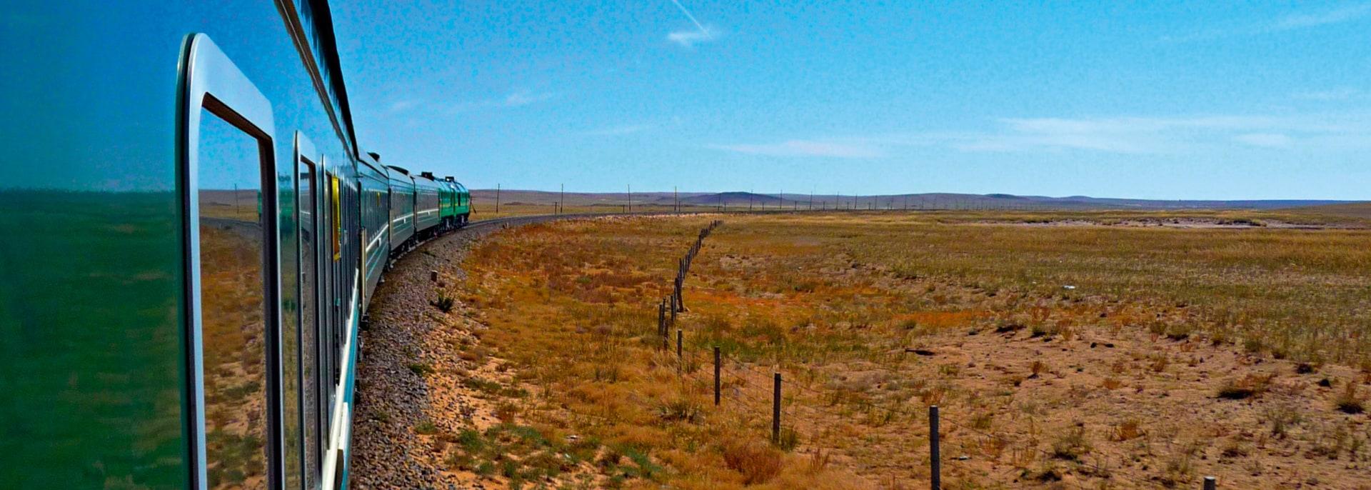 Transsibirische Eisenbahn, Russland