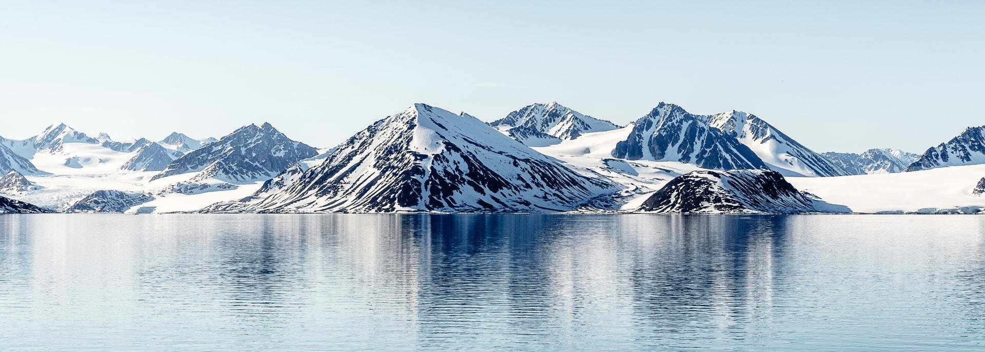 Spitzbergen, Arktis