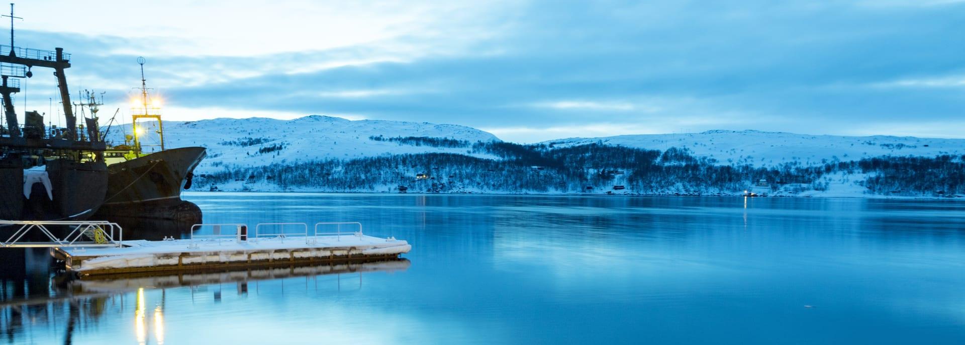 Kirkenes, Norwegen
