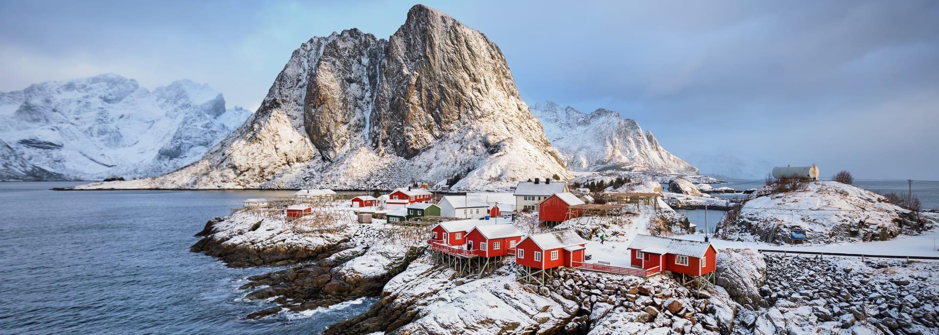 Lofoten & Vesterålen, Norwegen