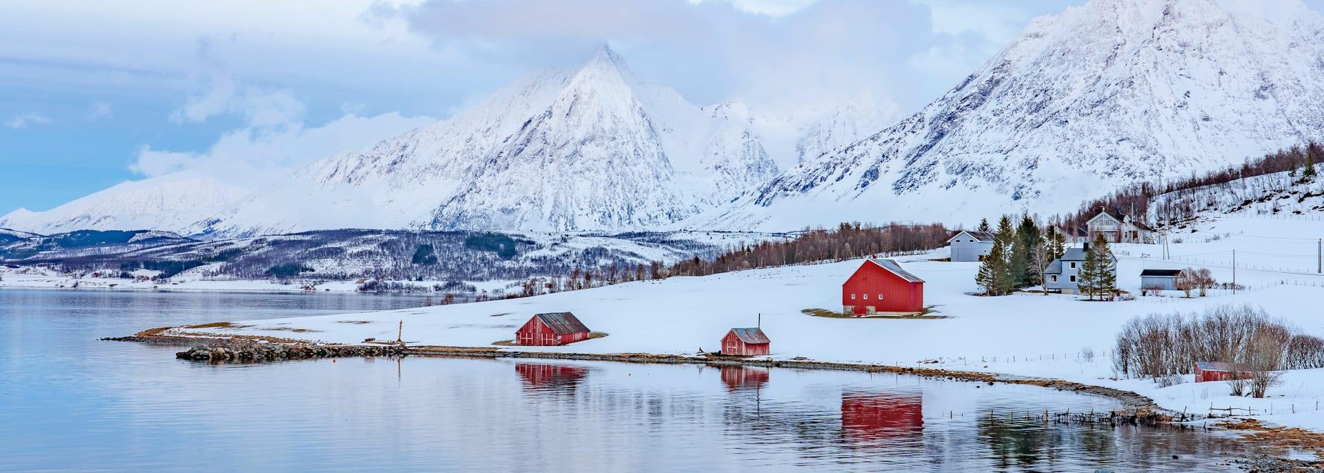 Uløya, Norwegen