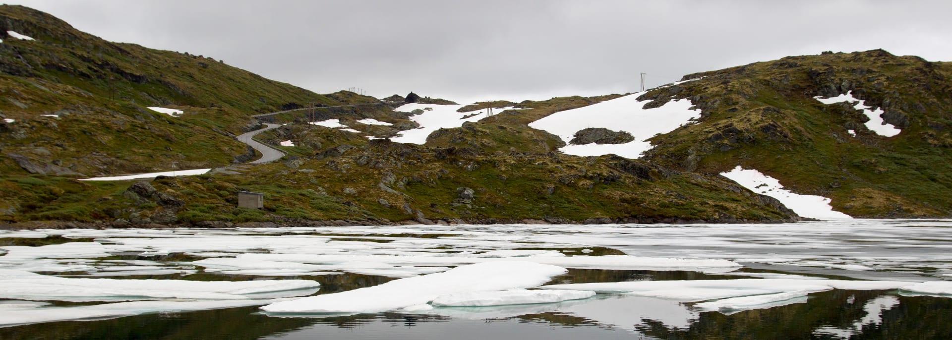 Valldal, Norwegen
