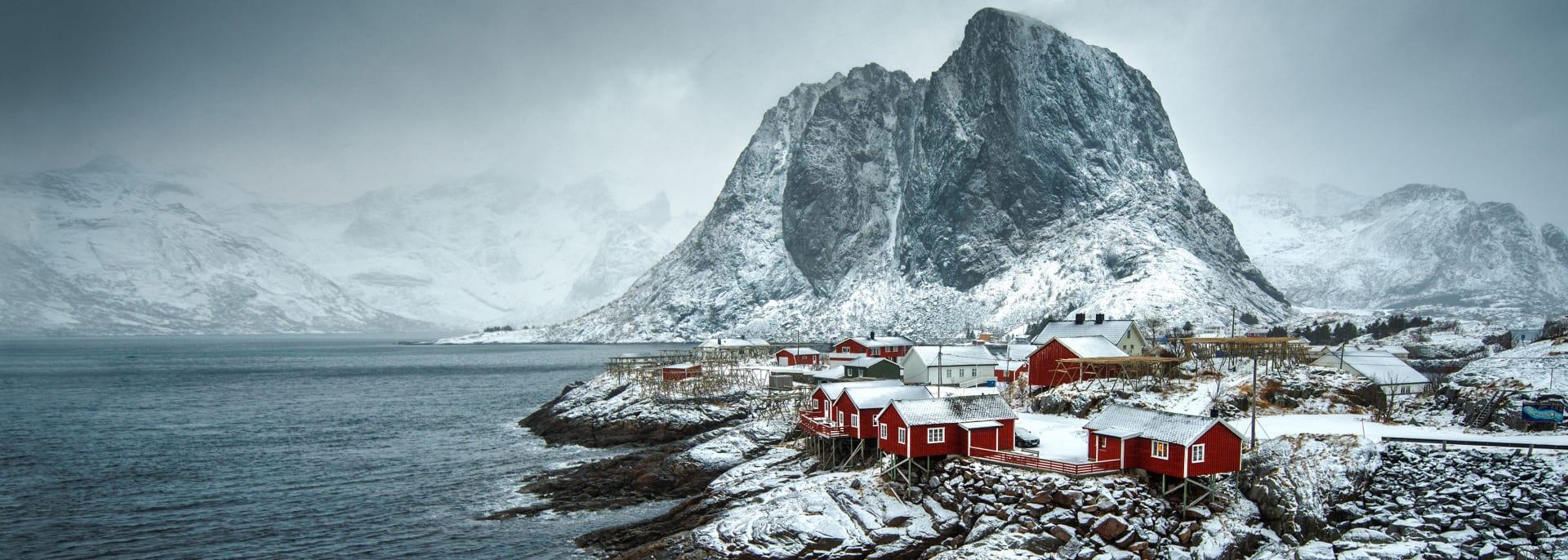 Hamnoy, Norwegen