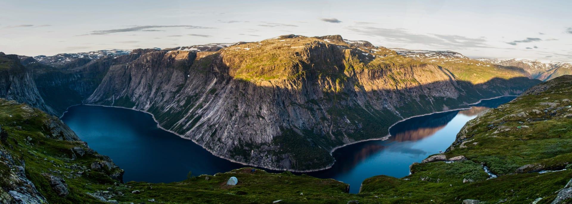 Norwegen Sommer