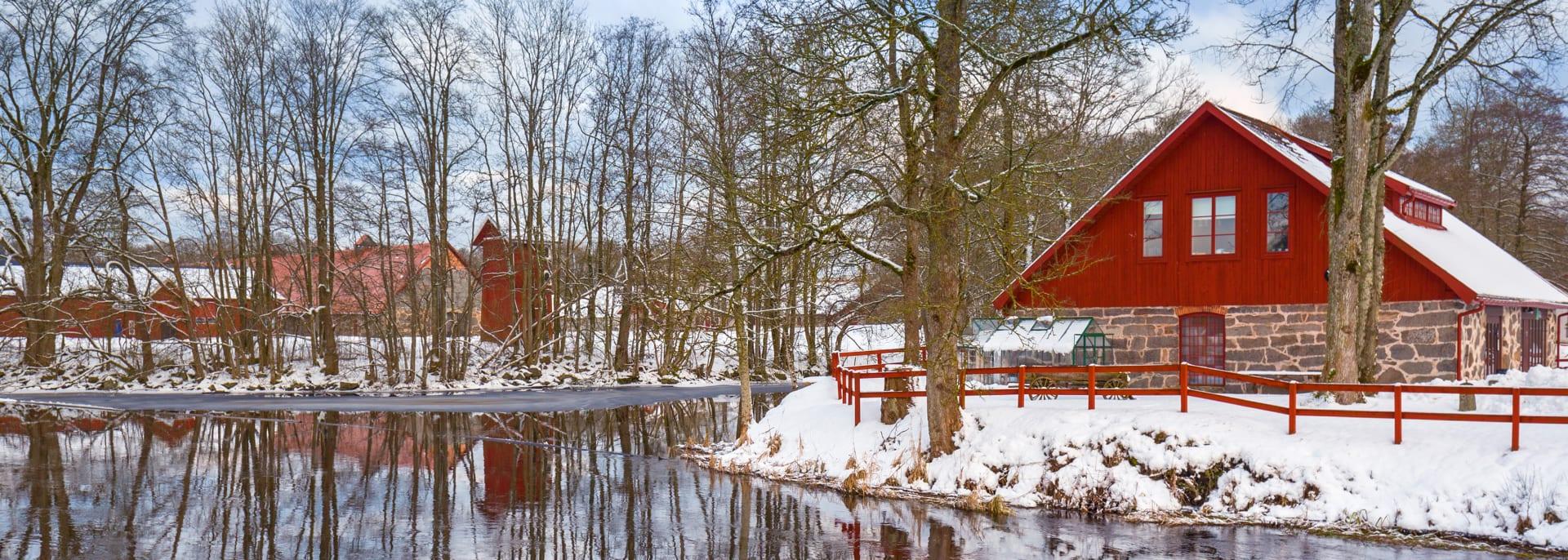 Gränna, Schweden