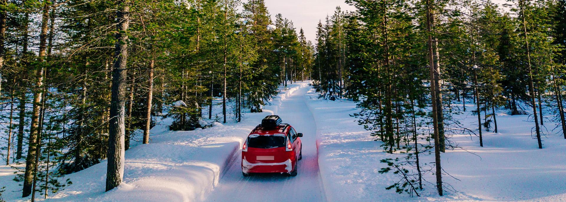Mietwagen, Schweden