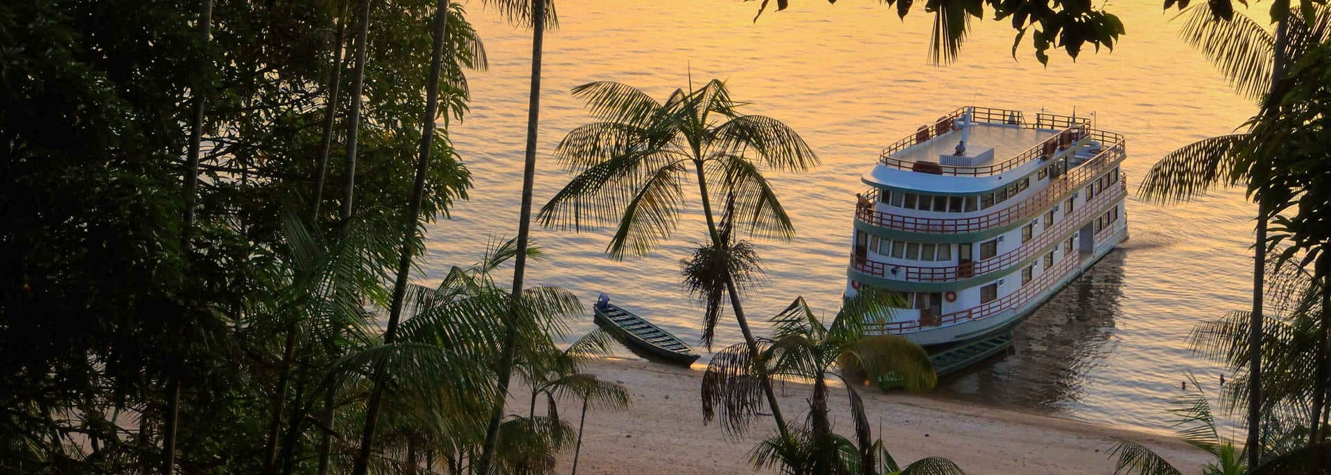 Schiffsreisen, Brasilien