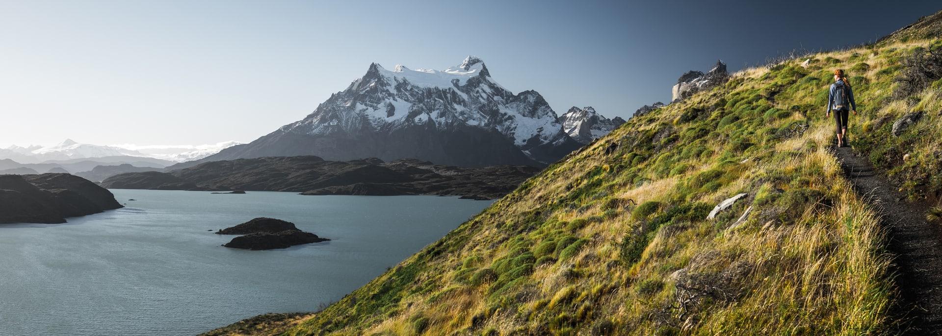 Torres del Paine, Trekking, Chile