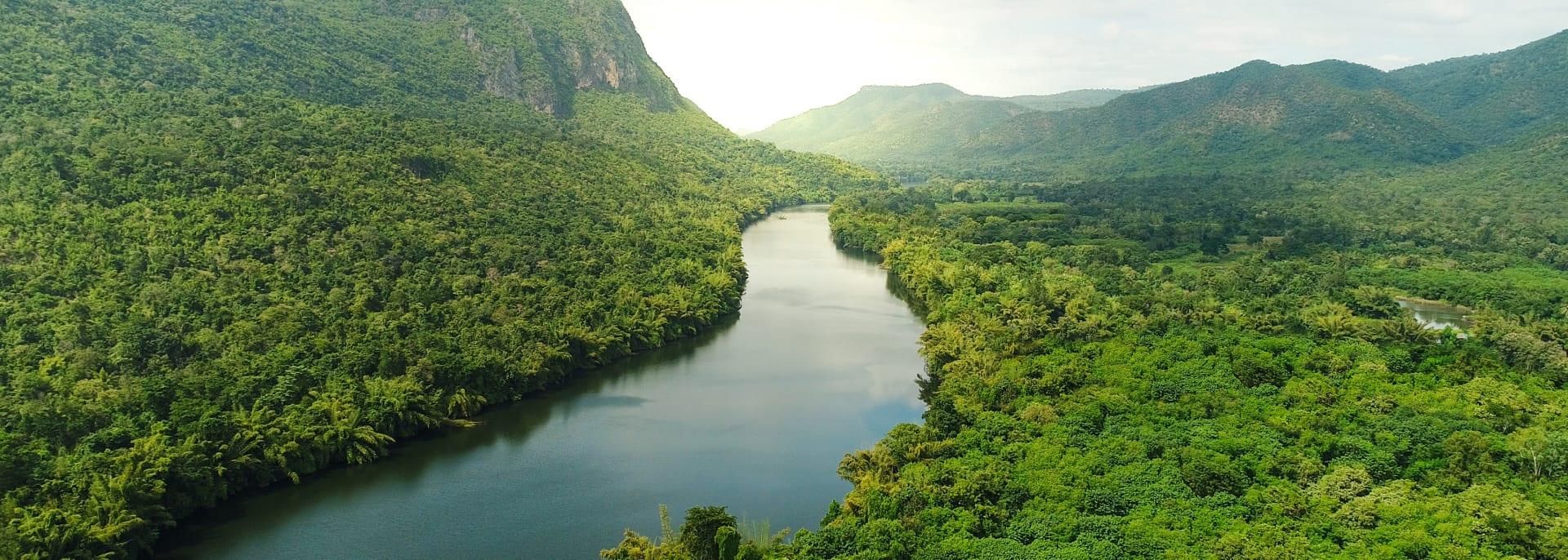 Flusslandschaften, Paraguay