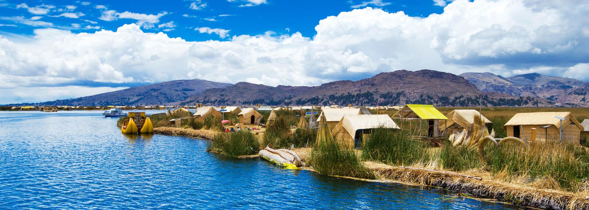 Titicaca See, Peru