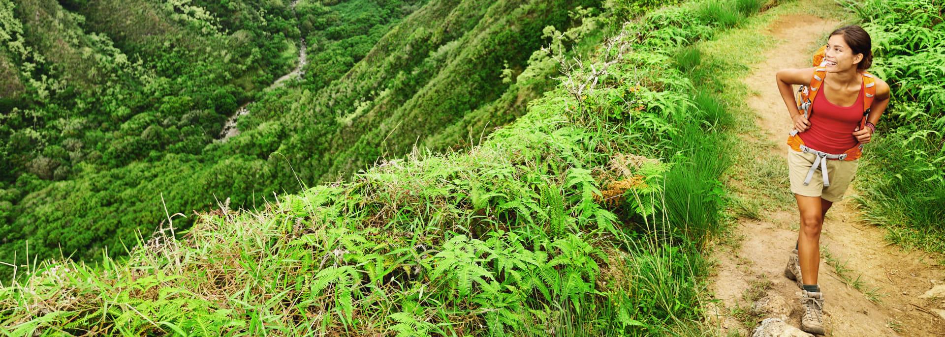 Trekking, Fiji